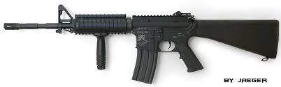 Liste des répliques - Partie III, les fusils d'assaut [En cours] Sr16sideviewbig