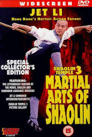 Shaolin Temple 3: Martial Arts of Shaolin