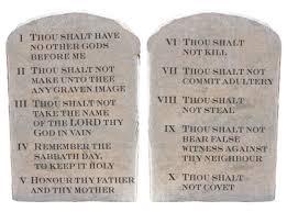 The Ten Commandments Movie on