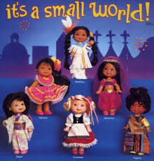 small Its a Small World   Virtually, I mean