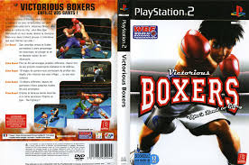 ictorious Boxers Ippos Road to Glory (PS2) Hajime_No_Hippo_Victorious_boxers_ps2_