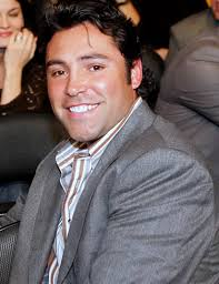 Oscar De La Hoya was a typical