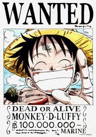 Regarde une feuille de personnage Wanted%20luffy