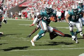 running back Ronnie Brown