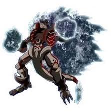 Digimon Adopts Xaki Game ShineGreymonRuinMode