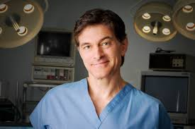 Dr. Mehmet Oz, talk show host