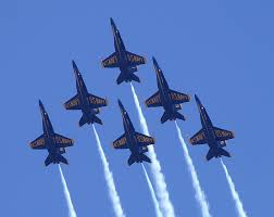 Airplanes | Blue Angels | Blue