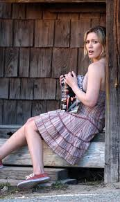 Hilary Duff 5 Months Pregnant