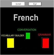 اللغة الفرنسية