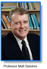 years by Dr. Matt Sanders - Prof-Matt-Sanders2
