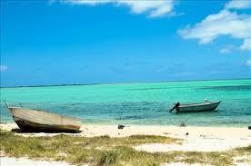 Christmas Island beach