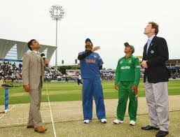 World Cup 2011 India v