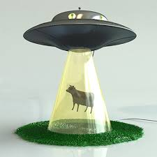 The Abduction Lamp