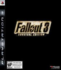 Fallout 3 (Survival Edition) PS3 Cheats