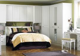 Stylish Designs of Fitted Bedroom Furniture for Small Rooms