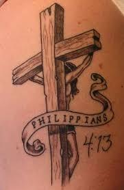 Tattoo Jesus on the Cross