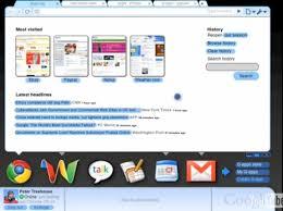 Chrome OS a few months,