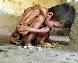 Mensagem de Natal Leia Crianca-com-fome