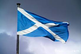 scottish flag pictures