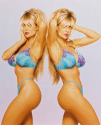 The Barbie Twins