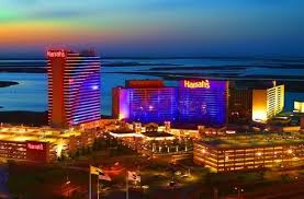 Harrahs Atlantic City.