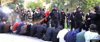 UC Davis Pepper Spray Video At