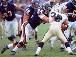 Brian Urlacher Workout