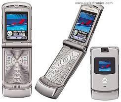 Motorola Razr V3 Spy Phone