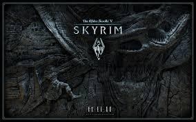 Elder Scrolls V: Skyrim.