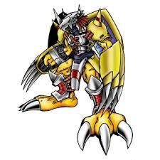 Digimon Adopts Xaki Game 1_WarGreymon