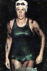 Diana Nyad 30 years ago