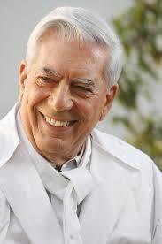 Mario Vargas Llosa greeted his - mario-vargas-llosa-02