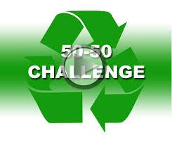 Image: 50/50 Challenge