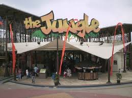 A pic of The Jungle taken from the Internet. I should've taken that by myself, shouldn't I?