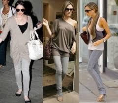 Skinny Jeans And Flip Flops