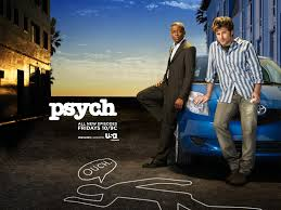 Psych season 1 (tv series
