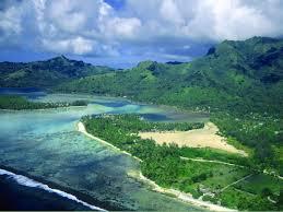 طبیعت زیبای ساحلی