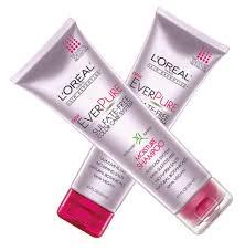 L'Oreal Everpure Hair Care Sample