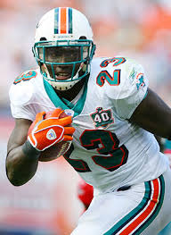 Miami Dolphins Ronnie Brown