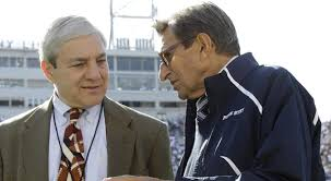 Joe Paterno, one of most