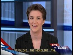 TPF: Rachel Maddow on