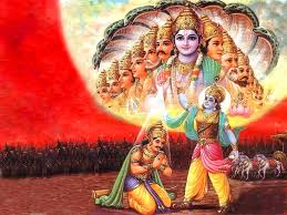 Wallpapers Backgrounds - Viraat Roop Lord Krishna 1024 768 Download Close