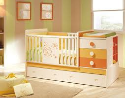 baby nursery furniture and kids room from Micuna