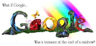 such as Google Doodle.