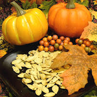 Toasted Pumpkin Seeds Recipes