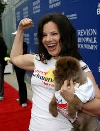 Fran Drescher speaks out about