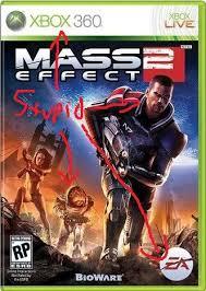 The Xbox Republic's Games MassEffect2box