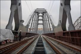 железнодорожный мост Кирпы