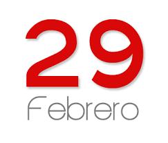 Hoy es mi cumpleaños y te explico el porque del dia 29