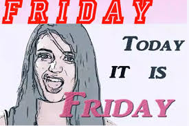 Rebecca Black - Friday!